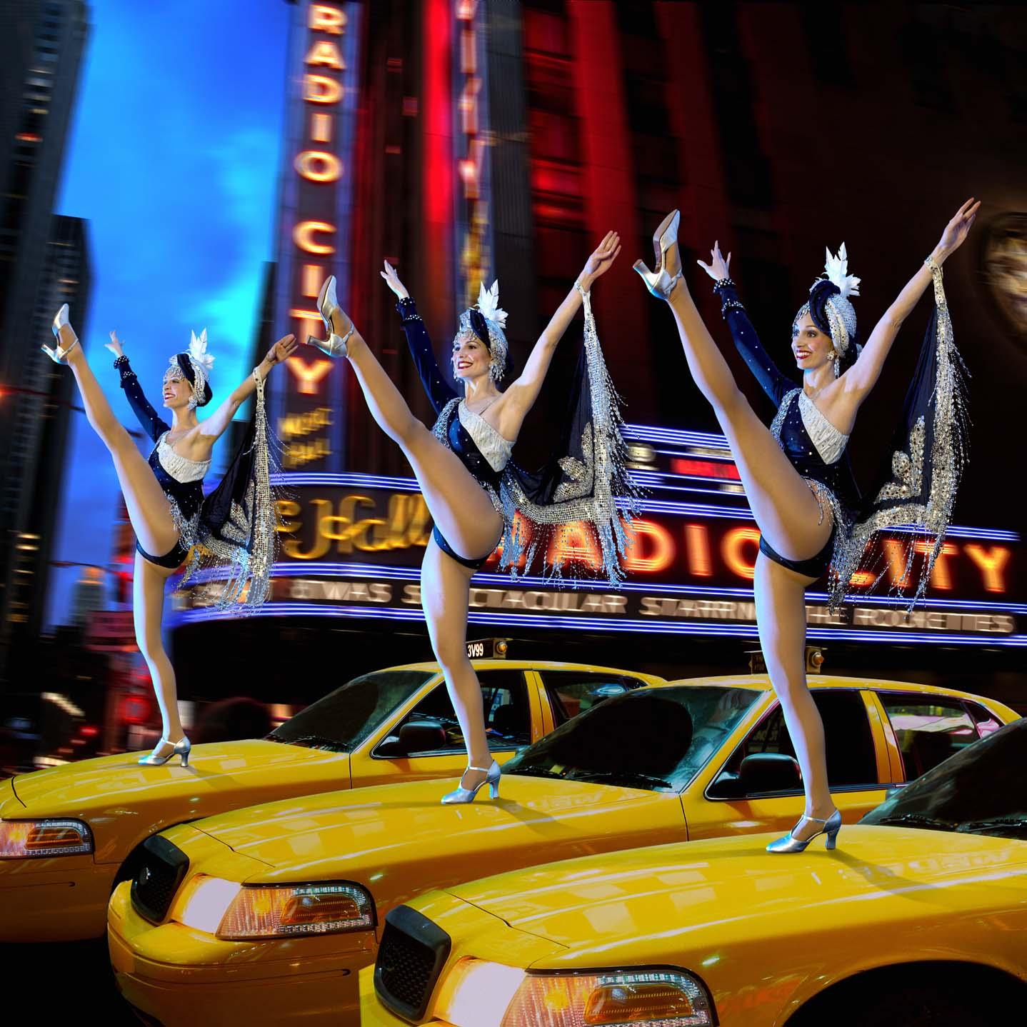 Rox Cab Black