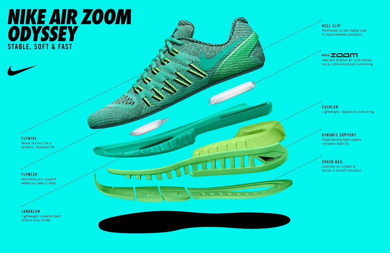 David Emmite for Nike