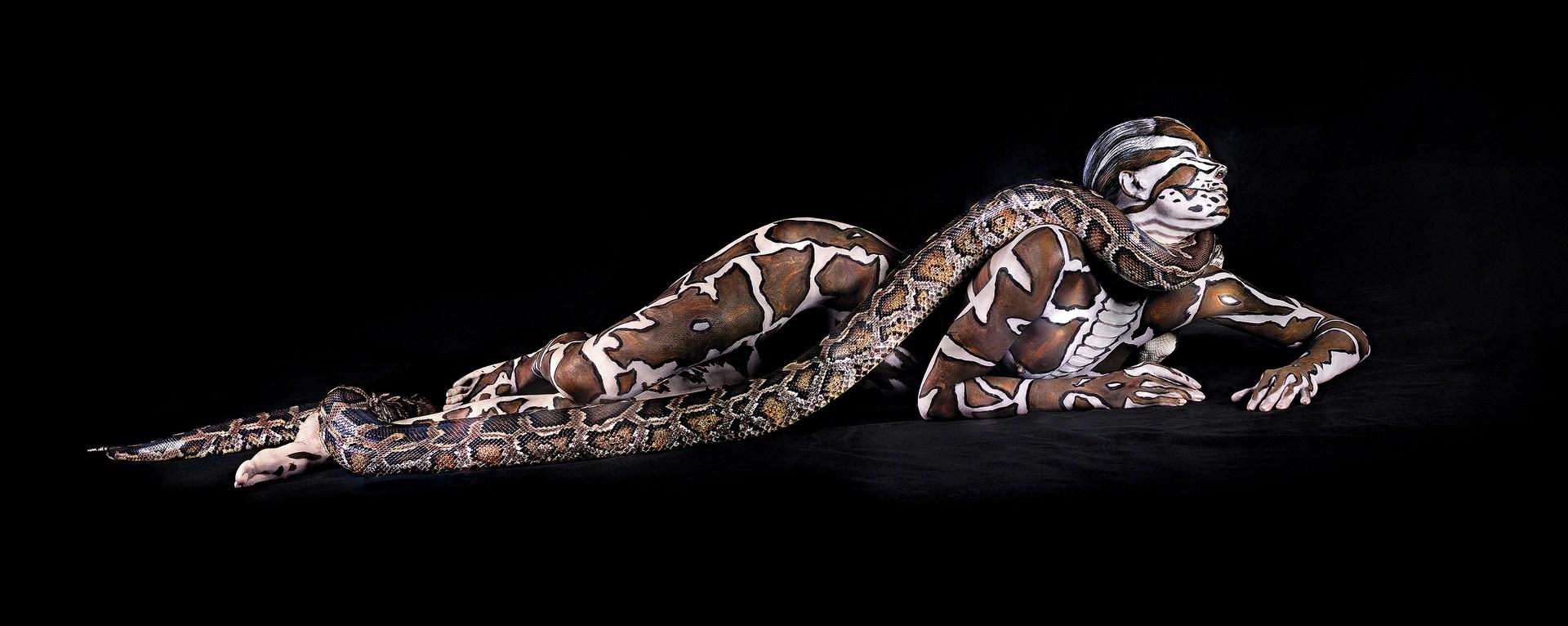 ani-human python