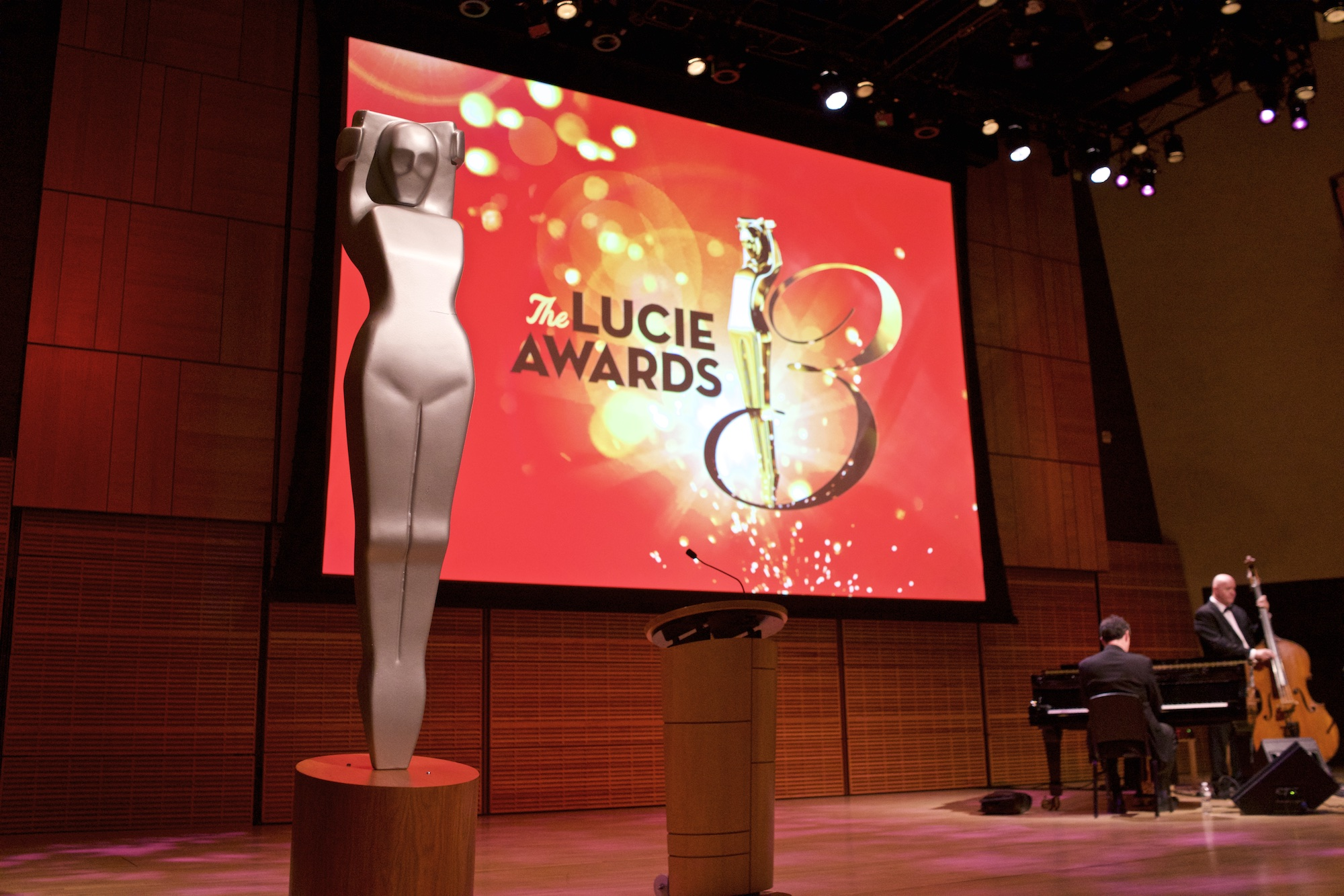 Lucies 2015, Carnegie Hall, New York City, Robert Leslie Photos,