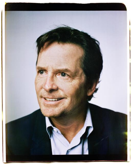 Michael Prince - Michael J. Fox portrait