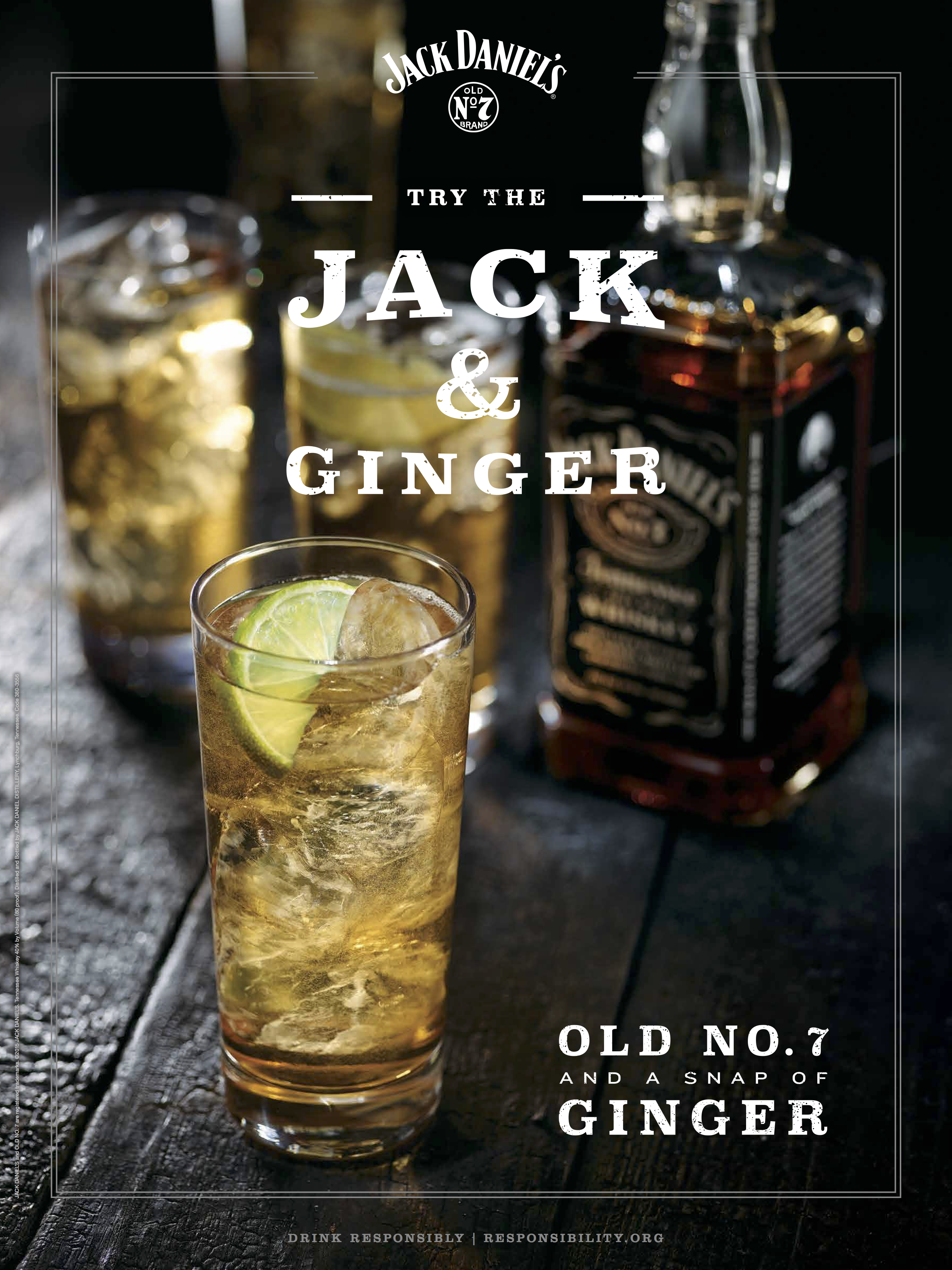 Michael Maes for Jack Daniels