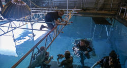 Behind the scenes of latest shoot at Action Underwater Studios