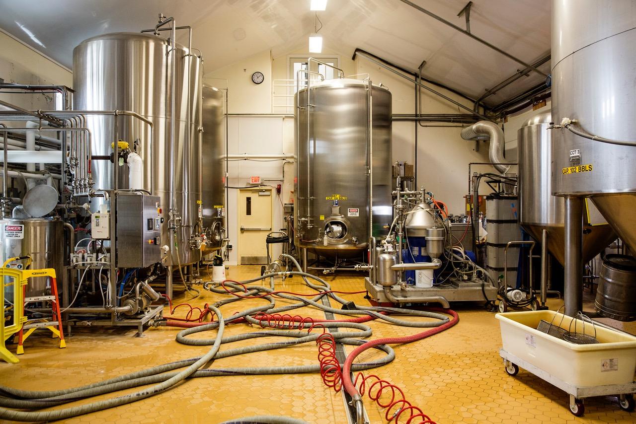 Beth Perkins Ommegang Brewery