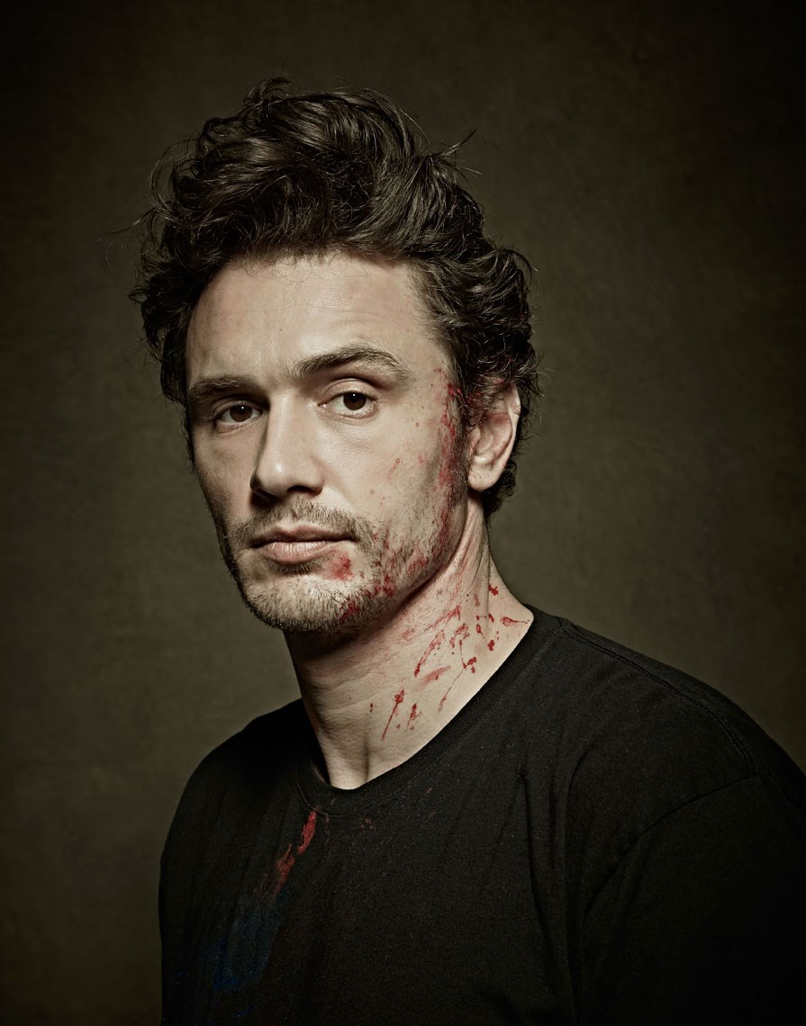 Kind of looks like a murderer James Franco