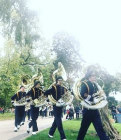 Domers (at University of Notre Dame)