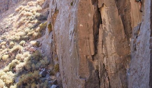 The Gorge is a special place. @erclimber showing proper form on…