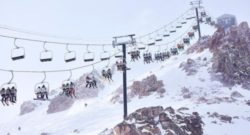 @mammothmountain opened today! Now we just need some storms to…