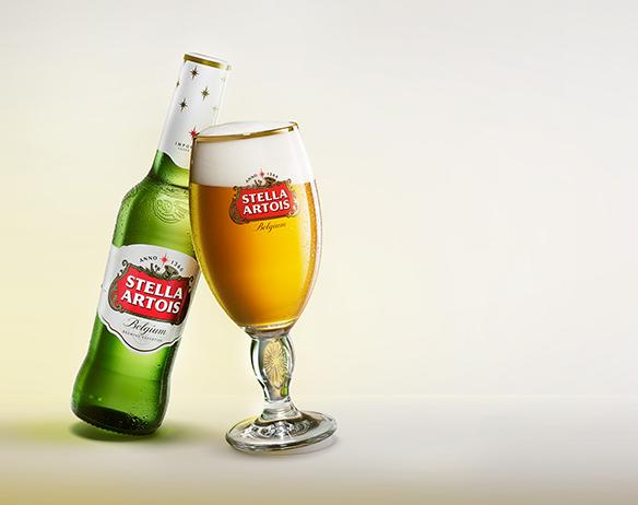 Campaign Spotlight: Adrian Mueller for Stella Artois