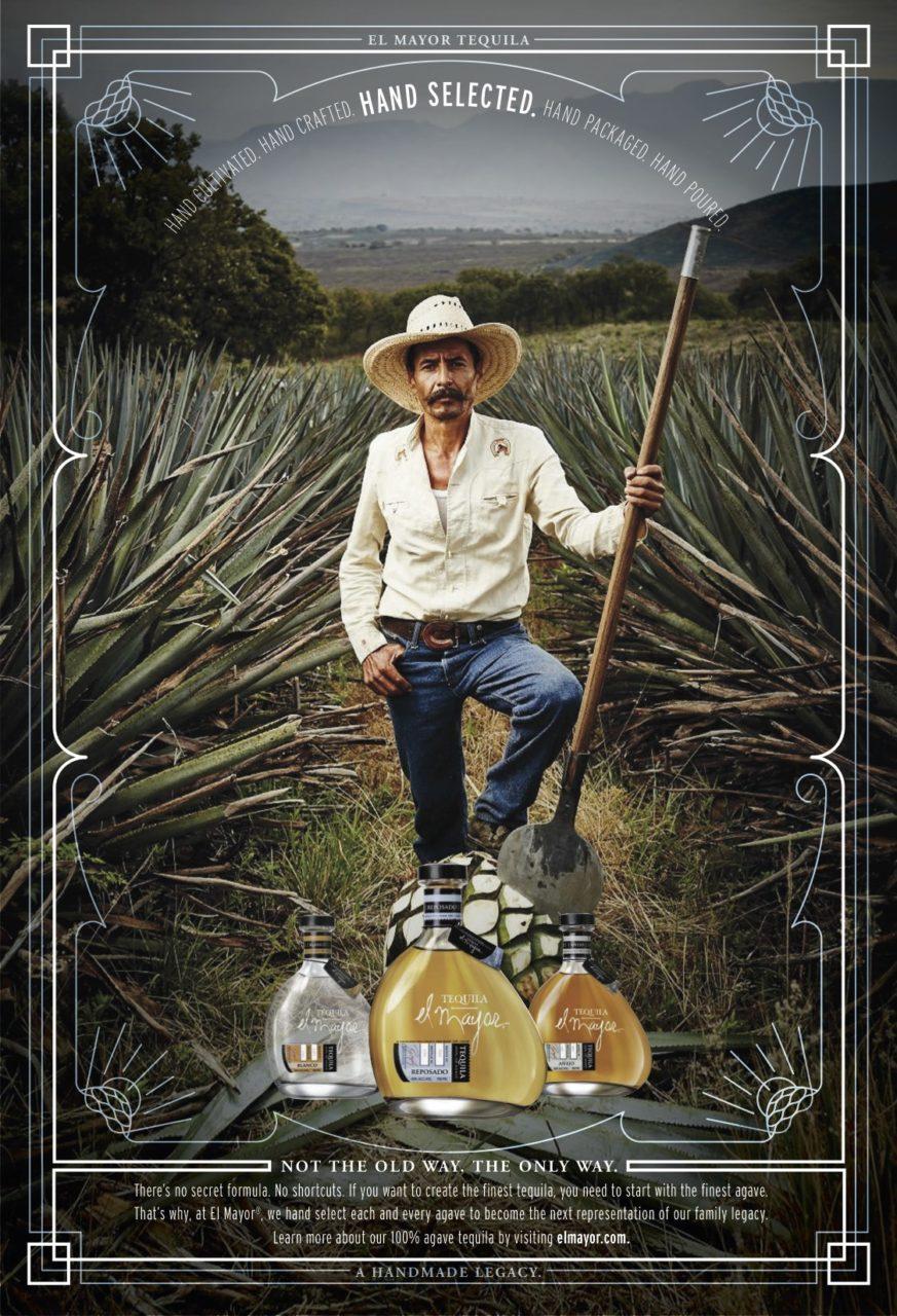 W. Brandon Voges for El Mayor Tequila