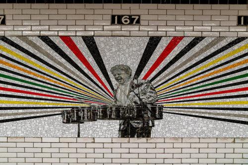 "nevver: ""The Bronx is burning, 167th Street """