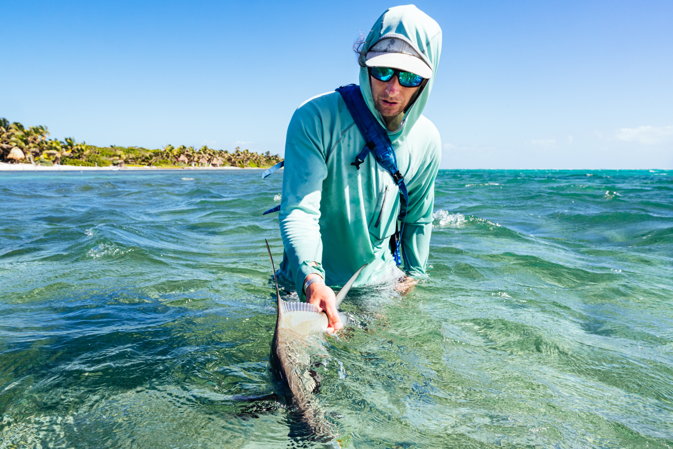 Jeremiah Watt: At-Edge Photography Case Study, Fly-fishing in the Yucatan for Patagonia, Yeti, and Orvis